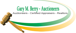 Michigan Real Estate Auctioneer Logo